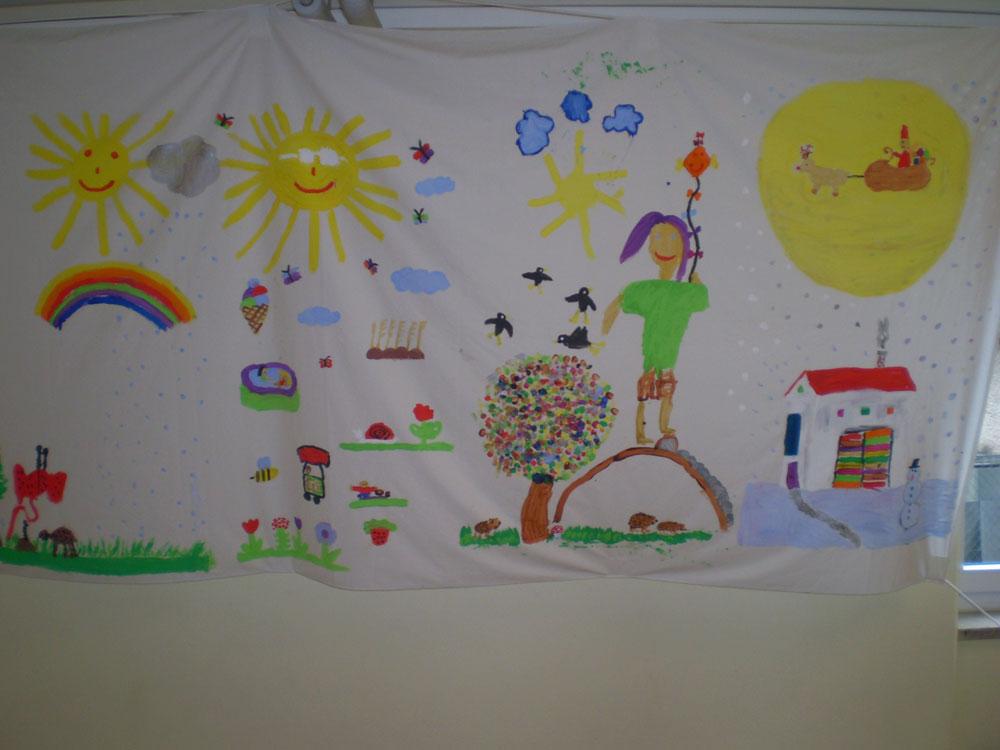Projekte - AWO Kinderhort Gablingen